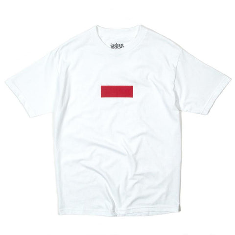 Box Logo T Shirt - White