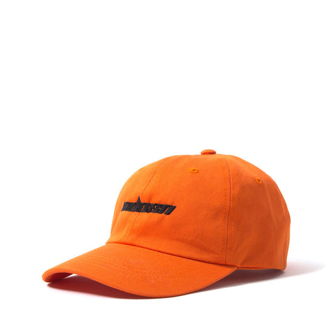 Kosmos 6 Panel Dad Cap - Orange