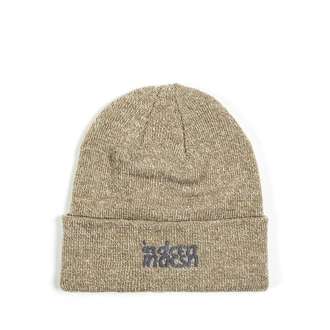 Distort Beanie - Oatmeal Heather