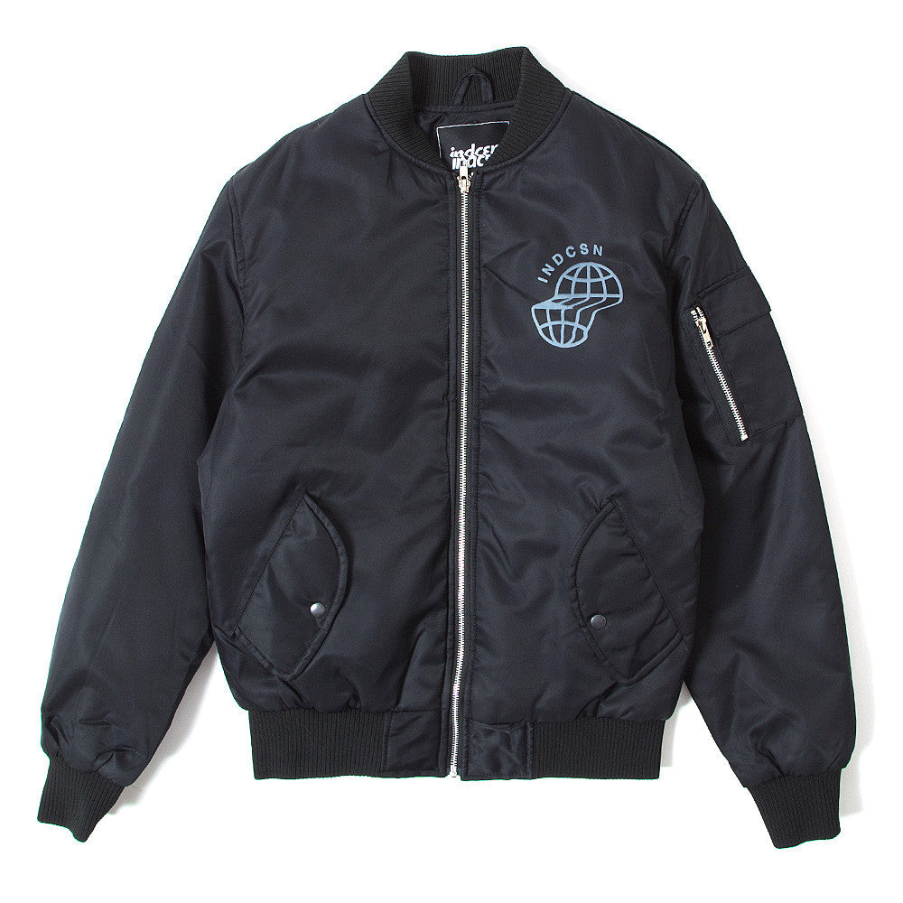 Future Shock Bomber Jacket - Black