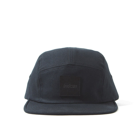 Stealth Team 5 Panel Cap - Black