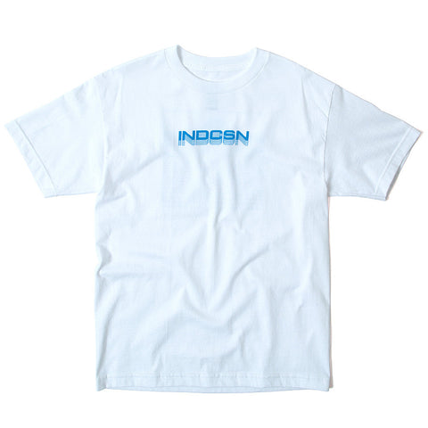 Vanishing Point Tee - White
