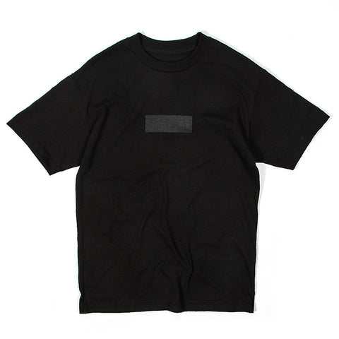 Box Logo T Shirt - Black