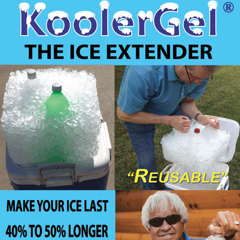 Kooler Gel - Comfort Innovations - 1