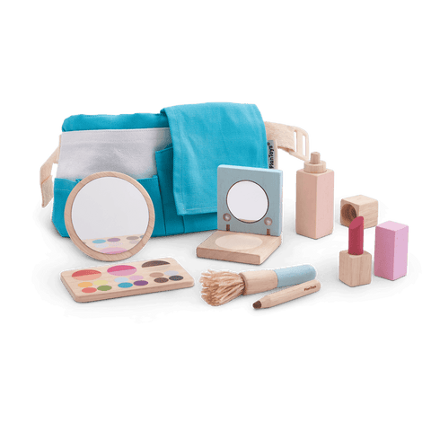 Rollenspiel // Make-up Set aus Holz