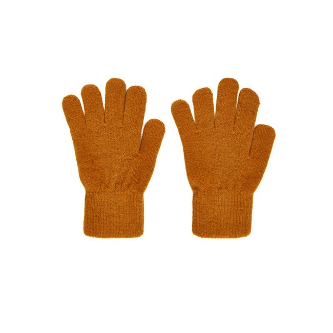 Handschuhe // Basic magic Finger Gloves Pumpkin Spice