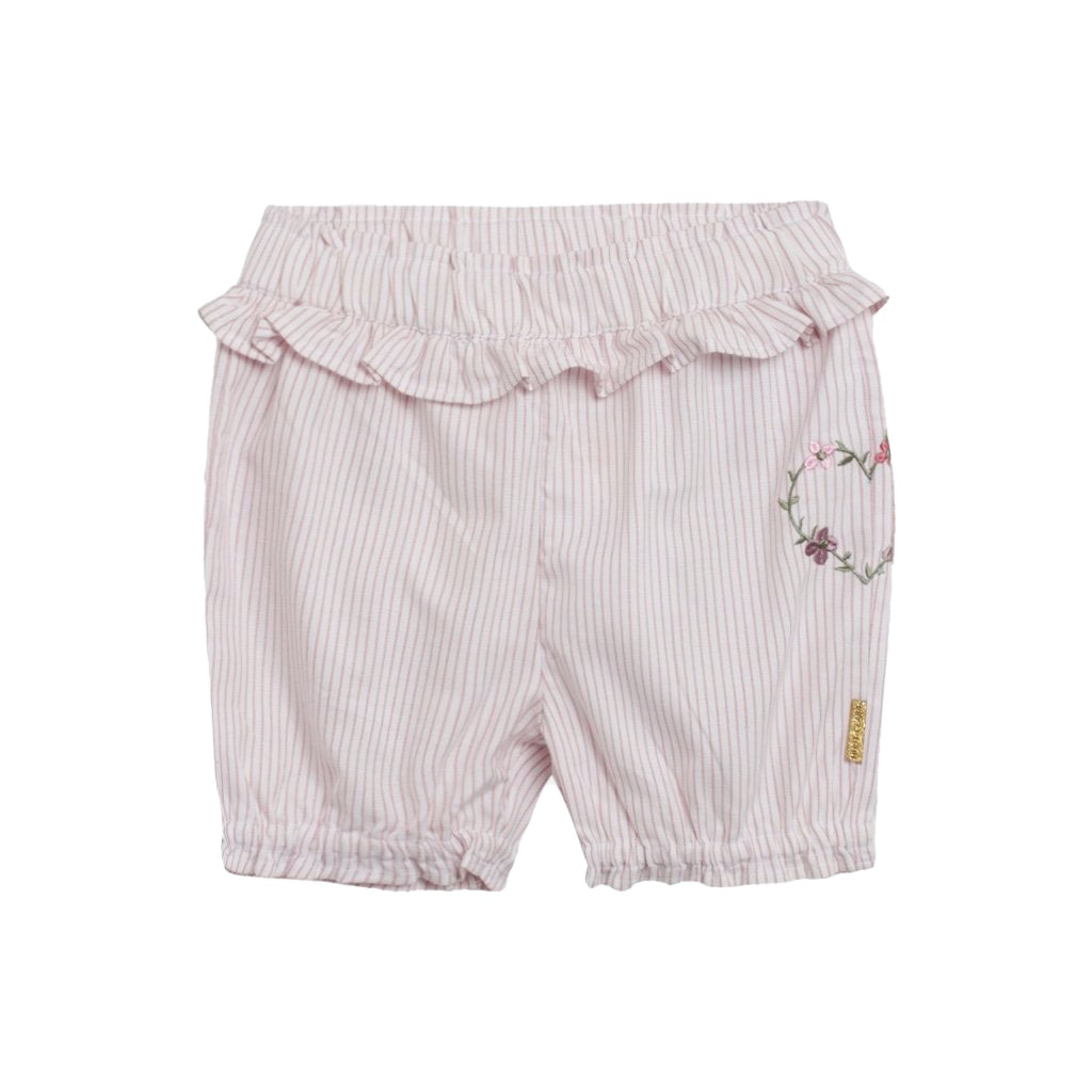 Shorts gestreift // Hortensia