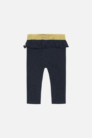 Leggings Laerke // Navy