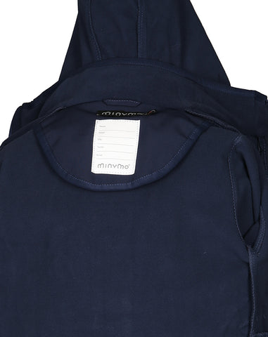 Jacke Softshell navy