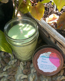 Mint Mojito Essential Oil 8oz Soy Candle