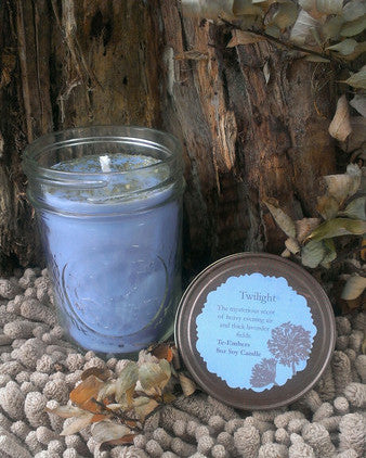 Twilight Scented 8oz Soy Candle