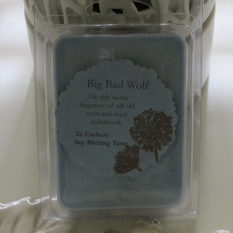 Big Bad Wolf Scented Soy Melting Tarts