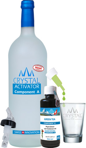 Crystal® Activator + Crystal® Green Tea Extract