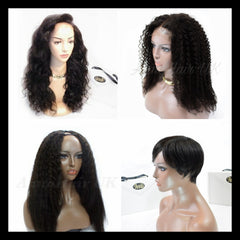 Anna London Wig Collection