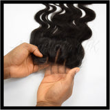 Brazilian Body Wave Lace Closure - Virgin Human Hair