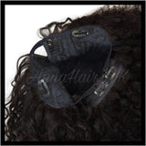 Customised Exotic Curly U-Part Clip-in Unit