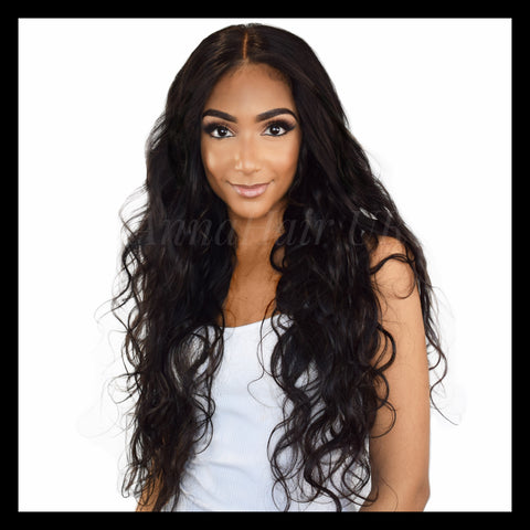 Brazilian Body Wave Virgin Human Hair