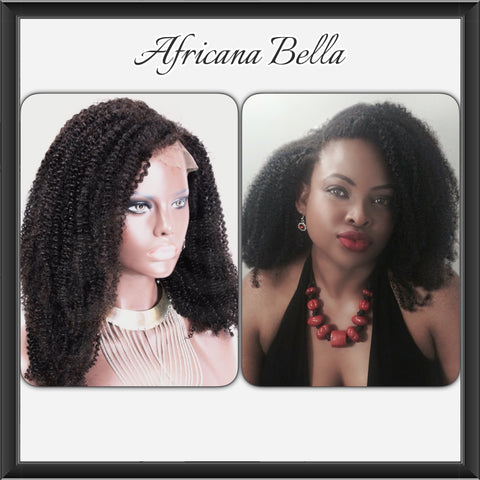 The Africana Bella Unit - Anna Hair Co. - 1