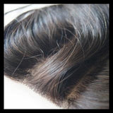 Peruvian Silk Base Closure - Silky Straight & Body Wave