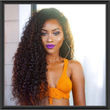 Brazilian Deep Wave Human Hair