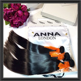 3 x 100g Peruvian Virgin Hair Bundle Deal - annahair