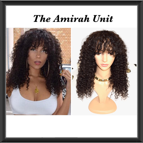 The Amirah Unit - annahair