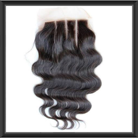 Brazilian Body Wave Lace Closure - annahair