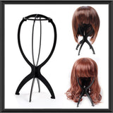 Foldable Wig Display Stand