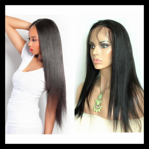 Low Density Full Lace Wig - annahair