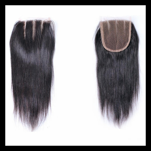 Peruvian Silky Straight Lace Closure - annahair