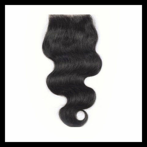 Brazilian Silk Base Closure - Silky Straight & Body Wave - annahair