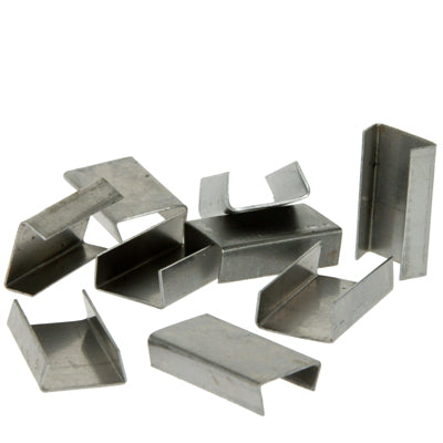 Heavy Duty Snap On Seals For Steel Strapping