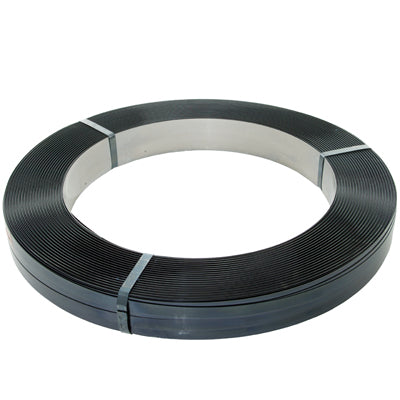 Oscillated Wound Steel Strapping