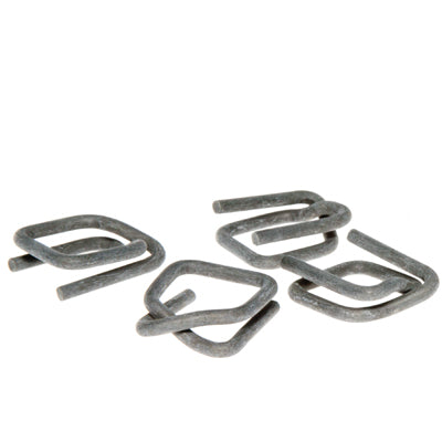 Zinc Plated, Phosphated Steel Buckles