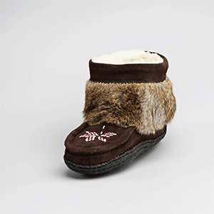 brown mukluk great plains moccasin factory