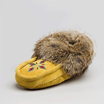 tan moccasin great plains moccasin factory