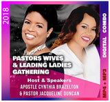 2018 Pastors Wives & First Ladies Gathering