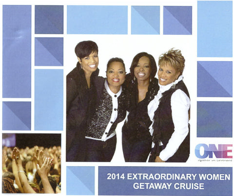 2014 One Cruise - Extraordinary Women