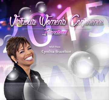 "2015 VWCI Women's Conference - ""I Am"""