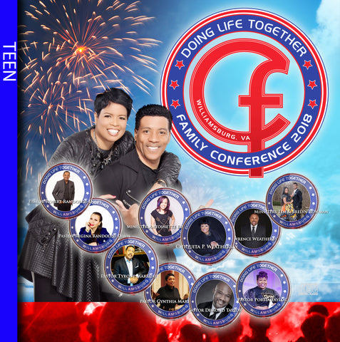 2018 VCMI Family Conference (TEEN)