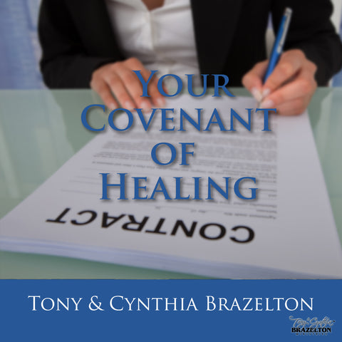 Your Covenant Of Healing