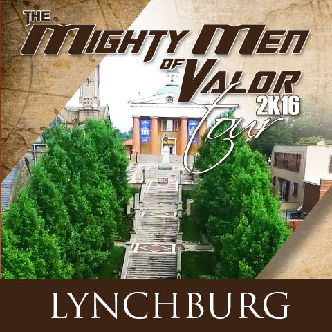 2016 MMOV Conference Tour - Lynchburg, VA