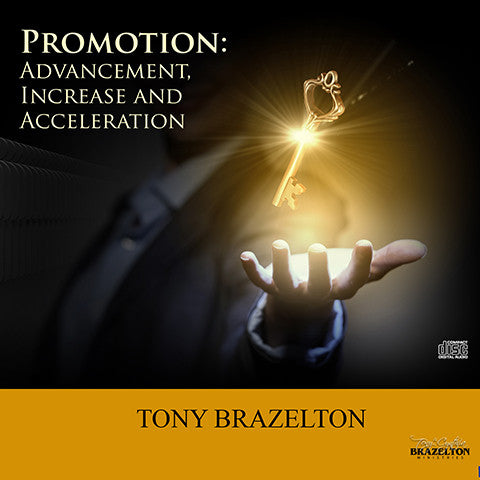 Promotion: Advancement, Increase, and Acceleration