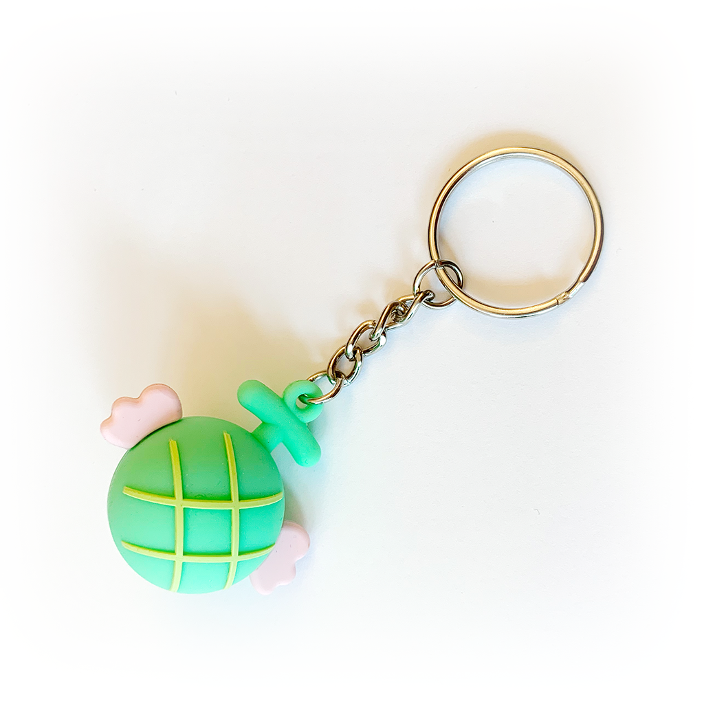 Angel Melon Toy ~ keyring