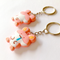 Hamster Toy ~ key ring