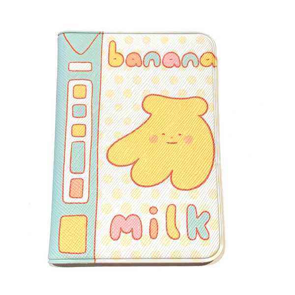 Banana Milk 2.0 ~ card wallet