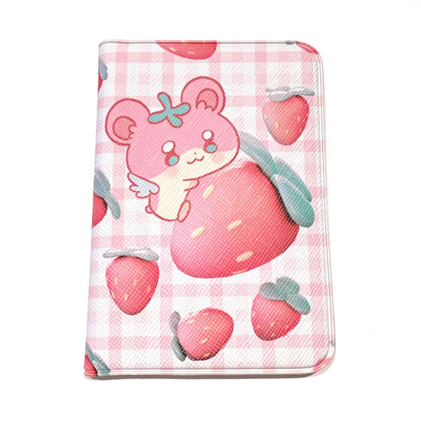 Berry Hamster ~ card wallet