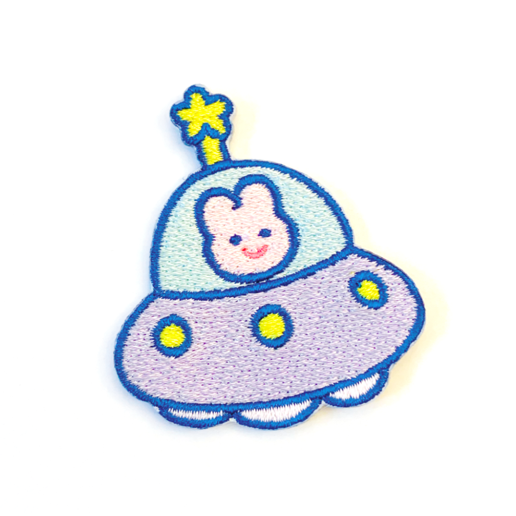 UFO Bun ~ patch