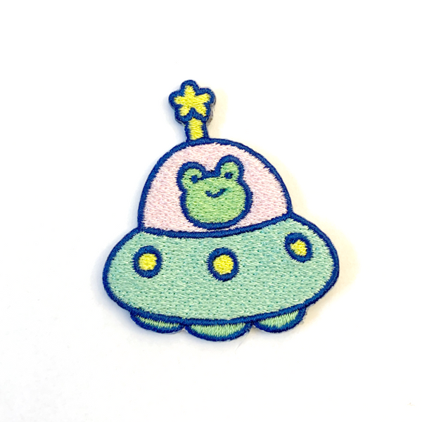 UFO Frog ~ patch