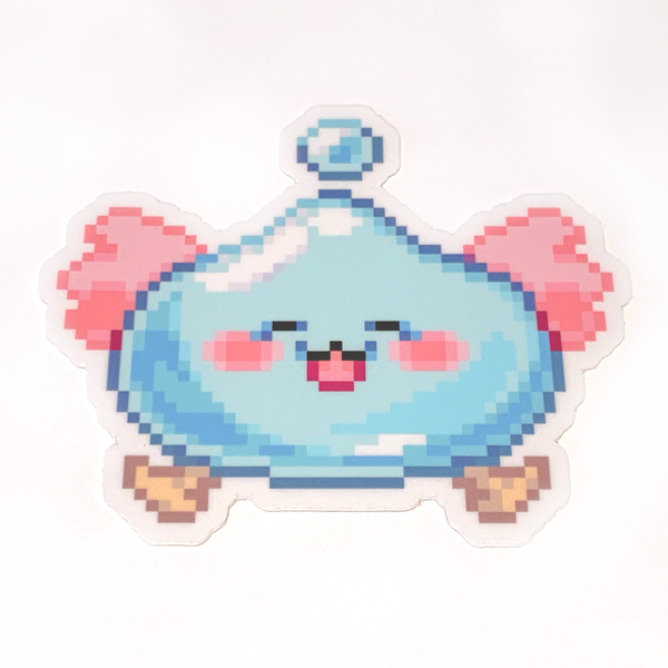 Digital Puni ~ sticker